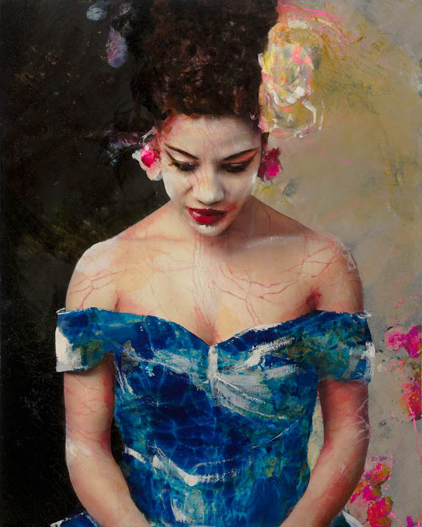 "Contemporary Romani (""Gypsy"") Art | jessica reidy"