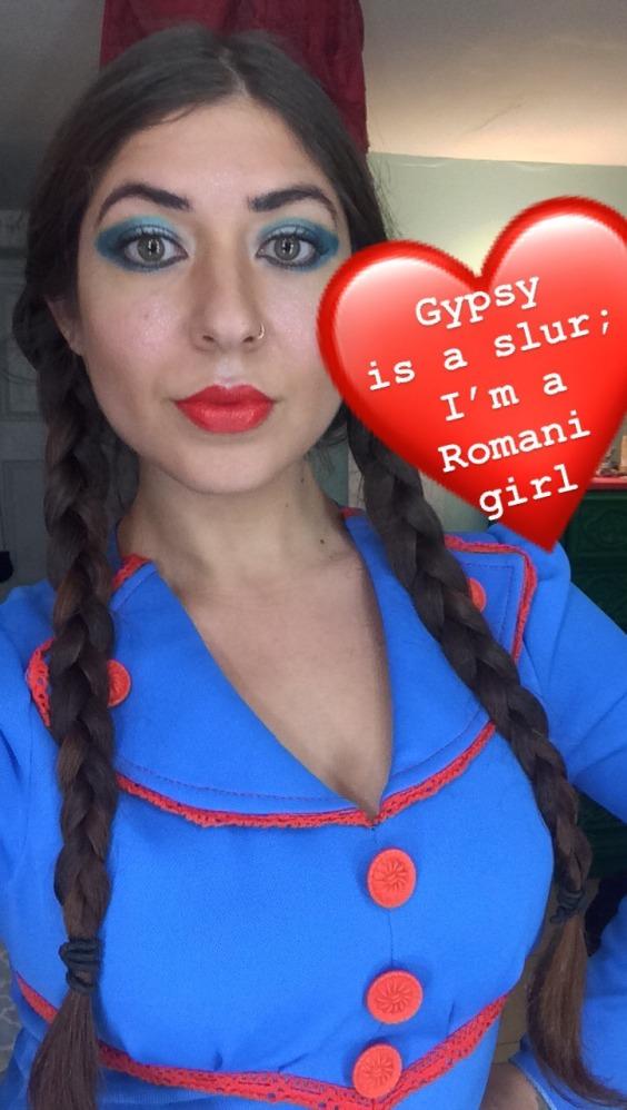 Romani | jessica reidy